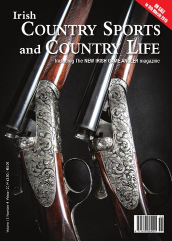 Irish Country Sports and Country Life Winter 2014 by