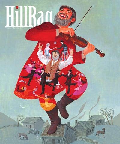 Hillrag Magazine December 2014 By Capital Community News