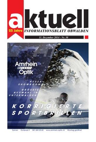 2f2605d5715c Aktuell Obwalden 50-2014 by Aktuell Obwalden AG - issuu