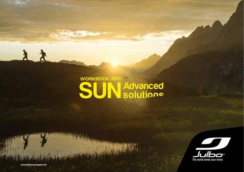 e1a683698e Julbo Sun 2016 by OPO Scandinavia AB - issuu
