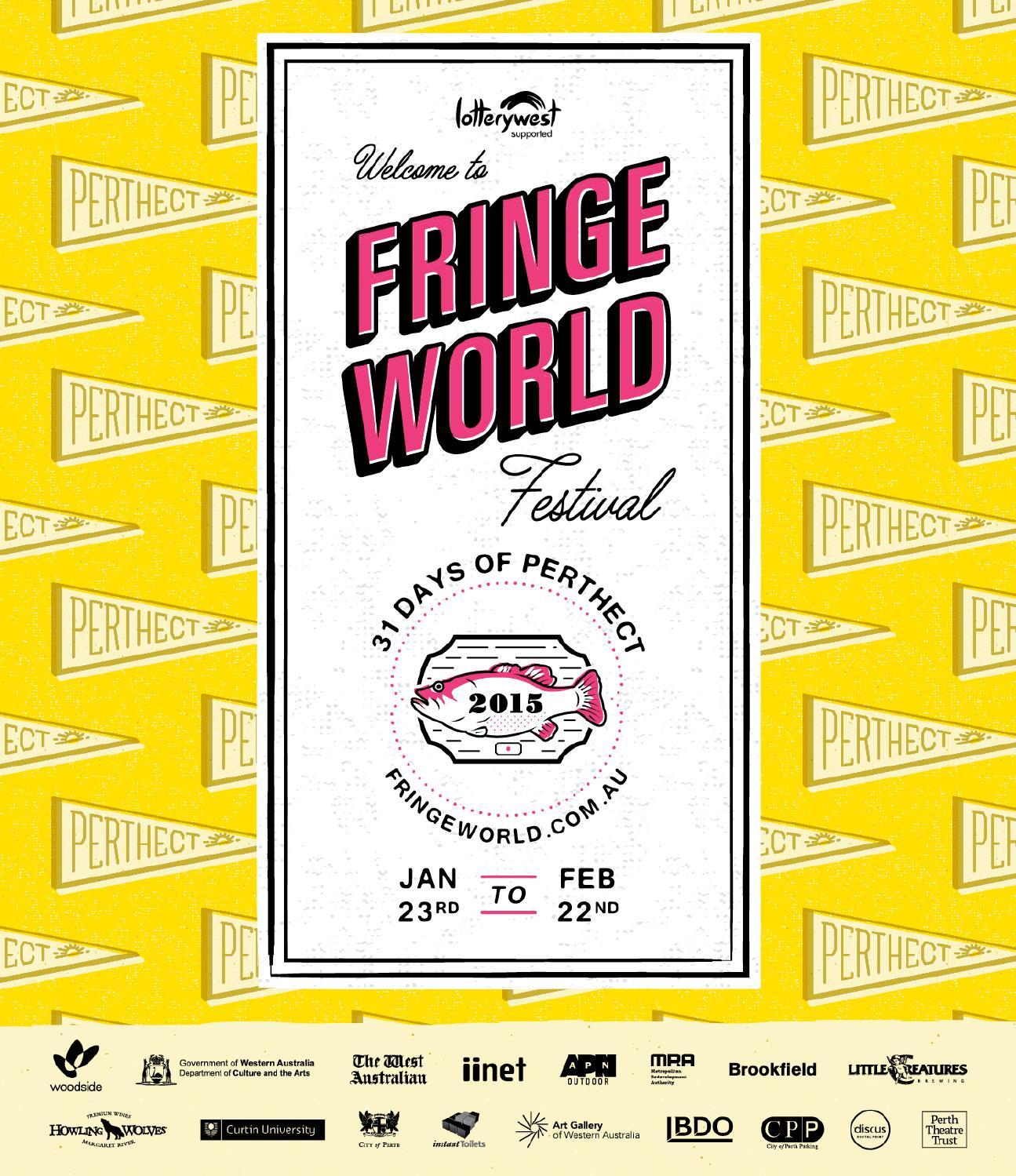 2018 Adelaide Fringe Guide by Adelaide Fringe - issuu