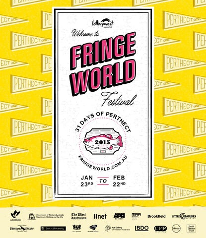 ffaf39df00fa FRINGE WORLD 2015 Festival Guide by Fringe World Festival - issuu
