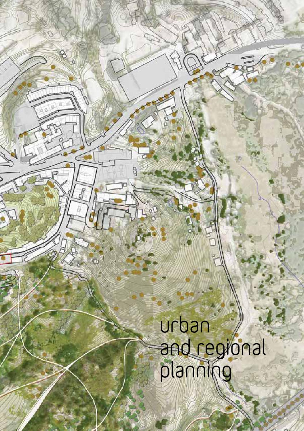 2014 Urban And Regional Planning By Taubman College Of Architecture And Urban Plannin Issuu