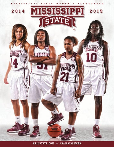 2018-19 Mississippi State Men s Basketball Media Guide by Mississippi State  University Athletics - issuu dadd7fc40