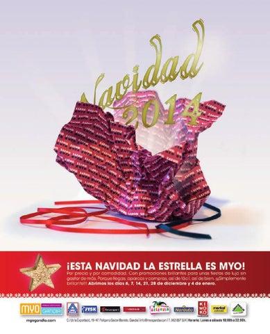 1b44c8f7a705 Publicación Extra Navidad 2014 by Safor Guia - issuu