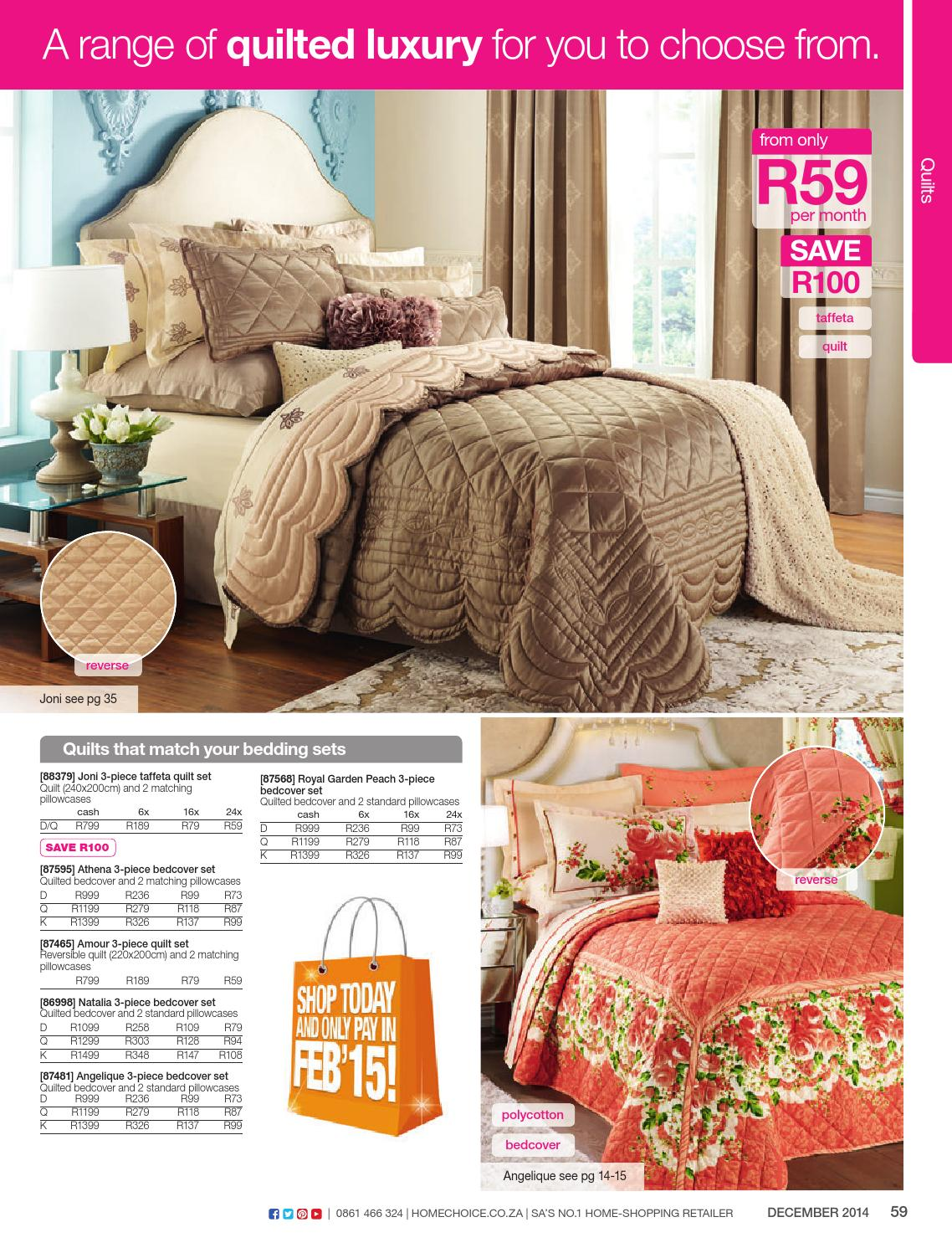December homechoice catalogue