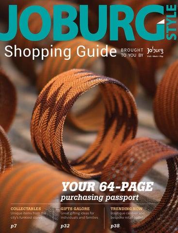 5a5e5e0b293 Joburg Style Shopping Guide 2014 by Ballyhoo Media - issuu
