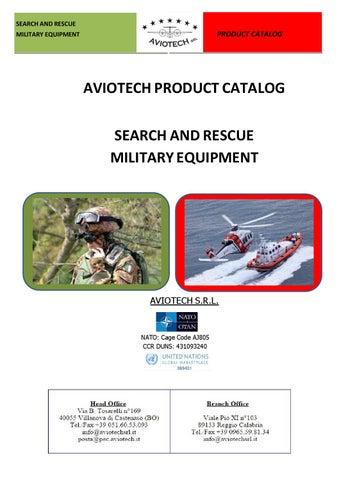 986e53d357cc Catalog SAR by Aviotech srl - issuu