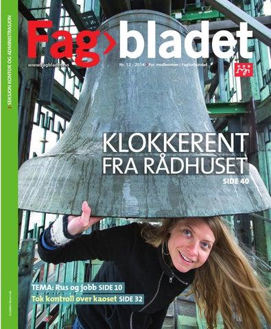 73a013d1 Fagbladet 2014 12 - KON by Fagbladet - issuu