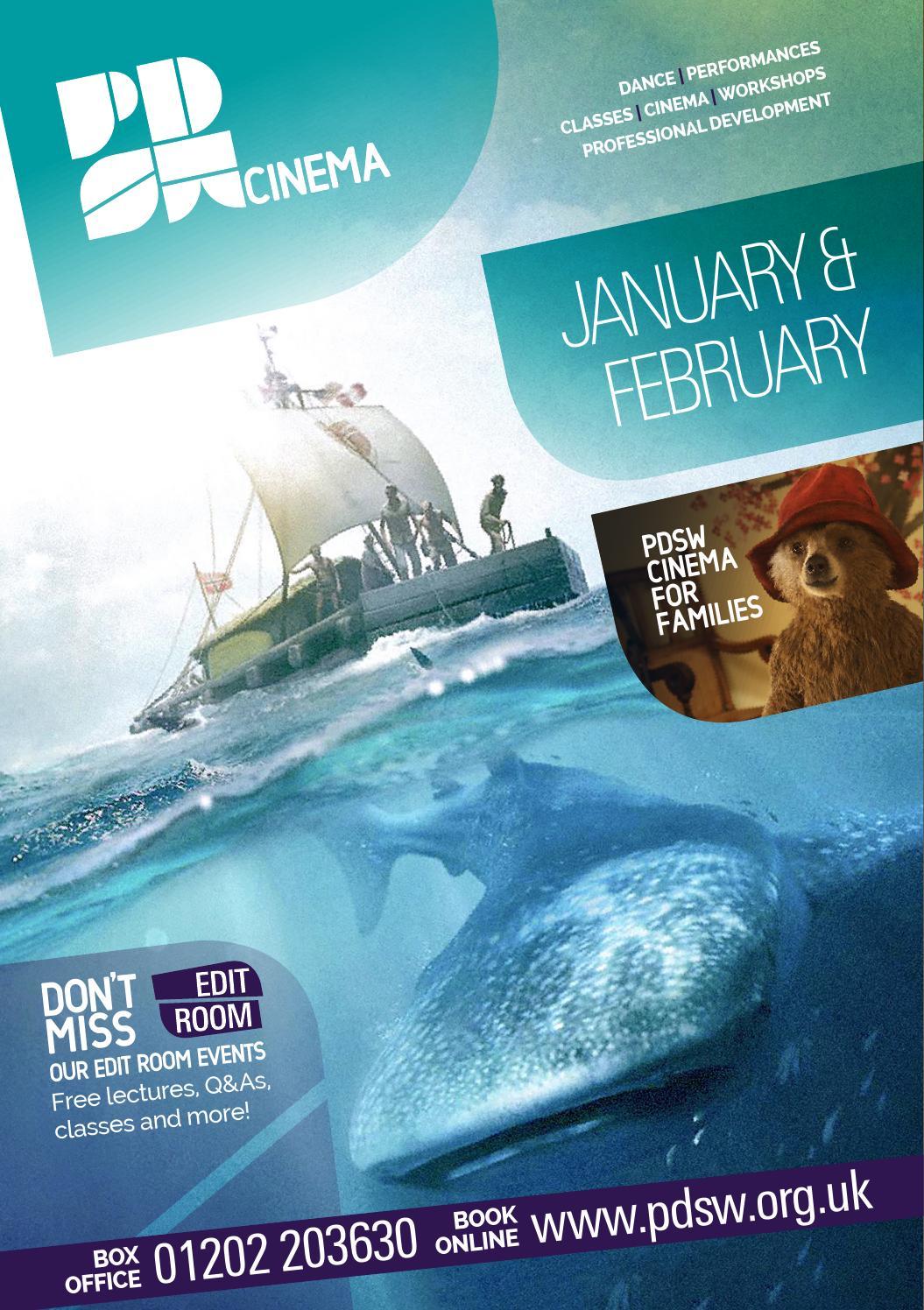 Jan feb cinema flyer v3 singlepages hr (1) by Pavilion Dance