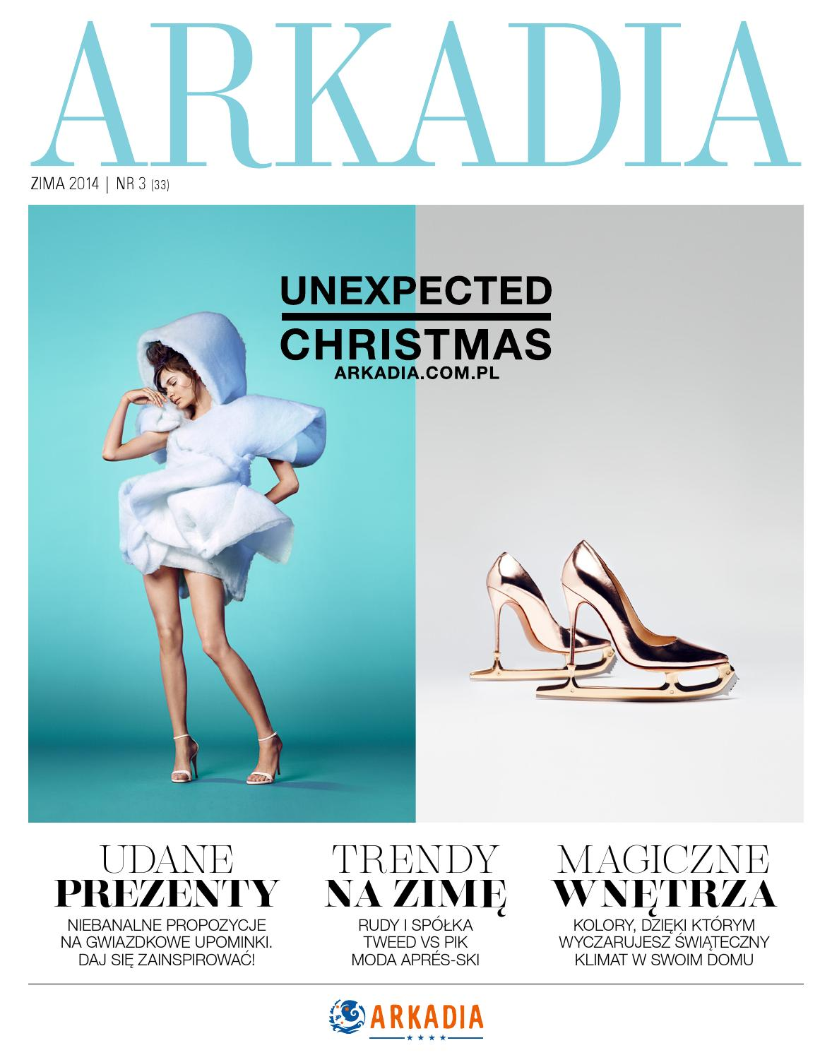3e44f4cd7d Magazyn Arkadia - zima 2014 by Unibail Rodamco - issuu