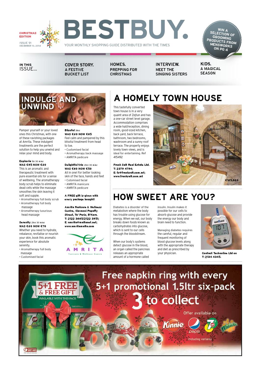 Best Buy December 2014 by Content House Group - issuu
