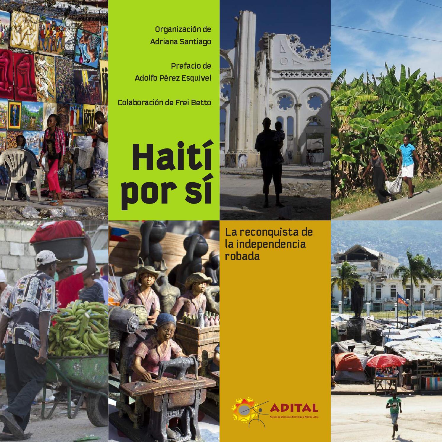 Como Es Vivir En Haiti haití por sí - españolnoticias adital - issuu