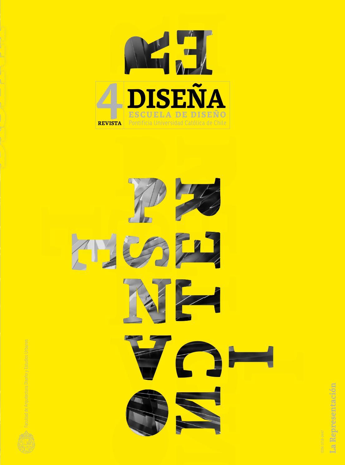 Revistadisena 4 by disenouc - issuu