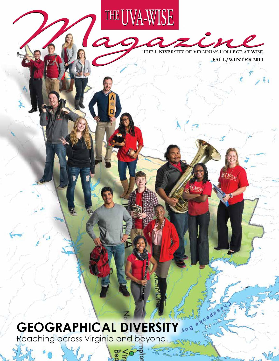 the university of virginia s college at wise magazine fall 2014 by uva wise issuu uva wise