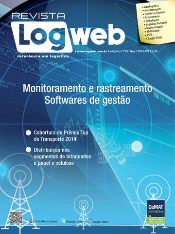 75bcf0ce50f Logweb 153 - Dezembro 2014 by Revista Logweb - issuu