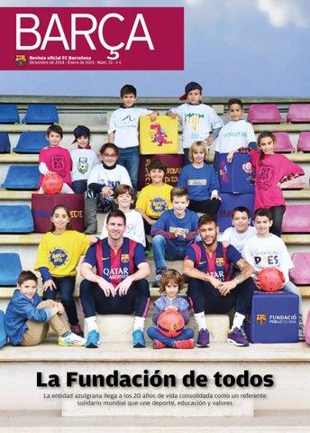 REVISTA BARÇA - Núm 71 - CATALÀ by FC Barcelona - issuu 2c6f74e9eac