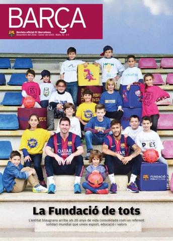 1fdbd95e352ed REVISTA BARÇA - Núm 72 - català by FC Barcelona - issuu