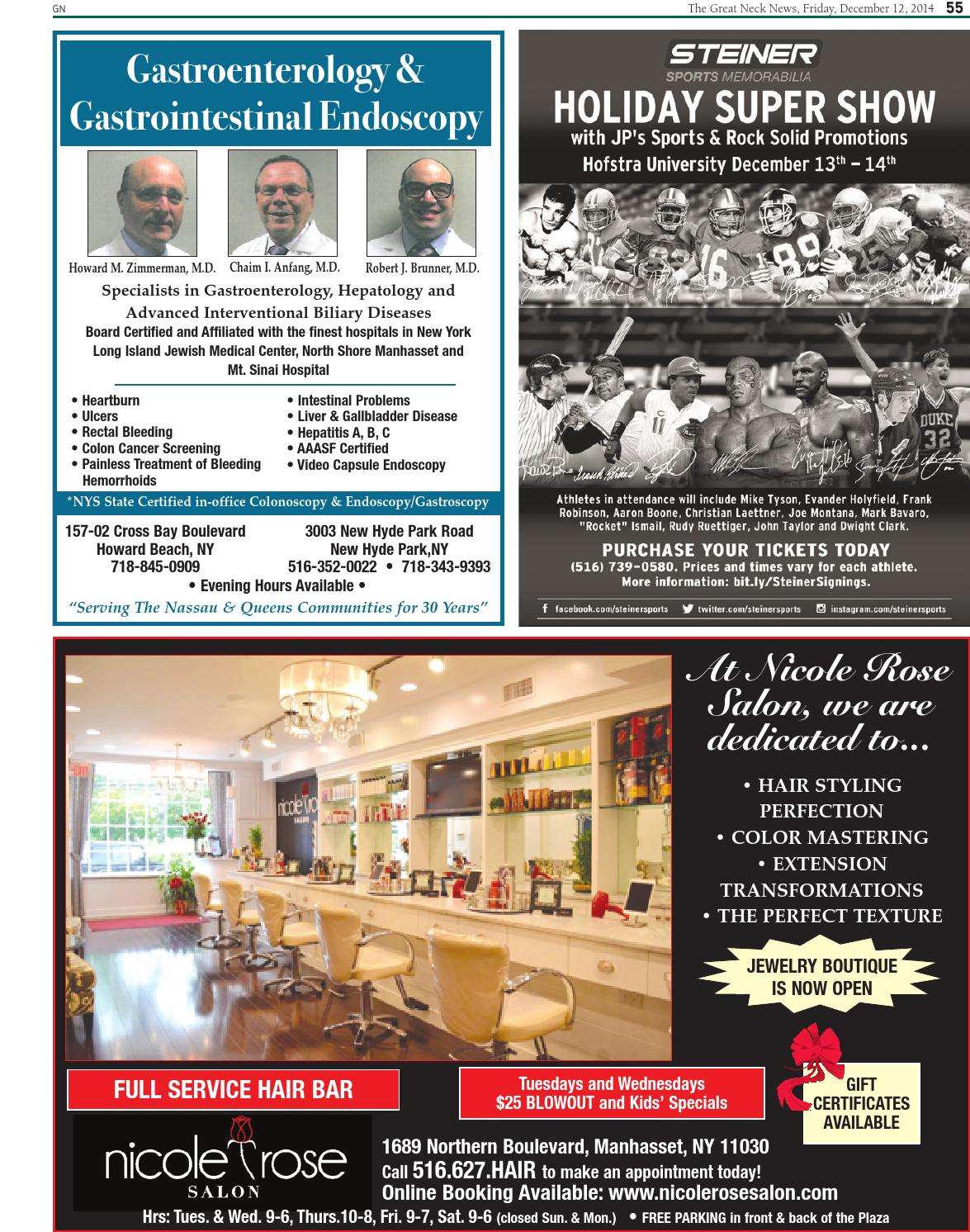 Great Neck News 12 12 14 by The Island Now - issuu