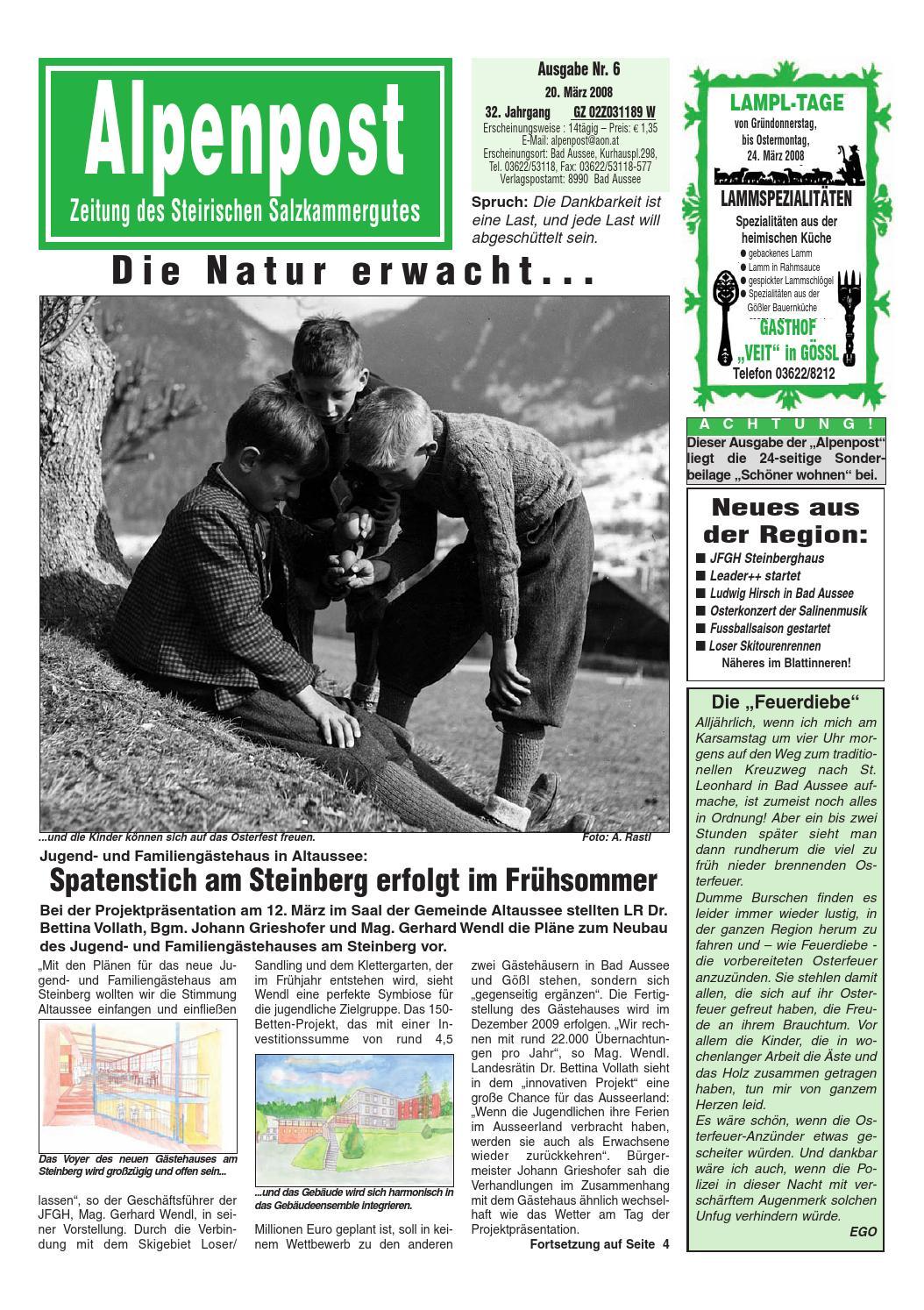 Alpenpost 06 2008 by Alpenpost Redaktion - issuu