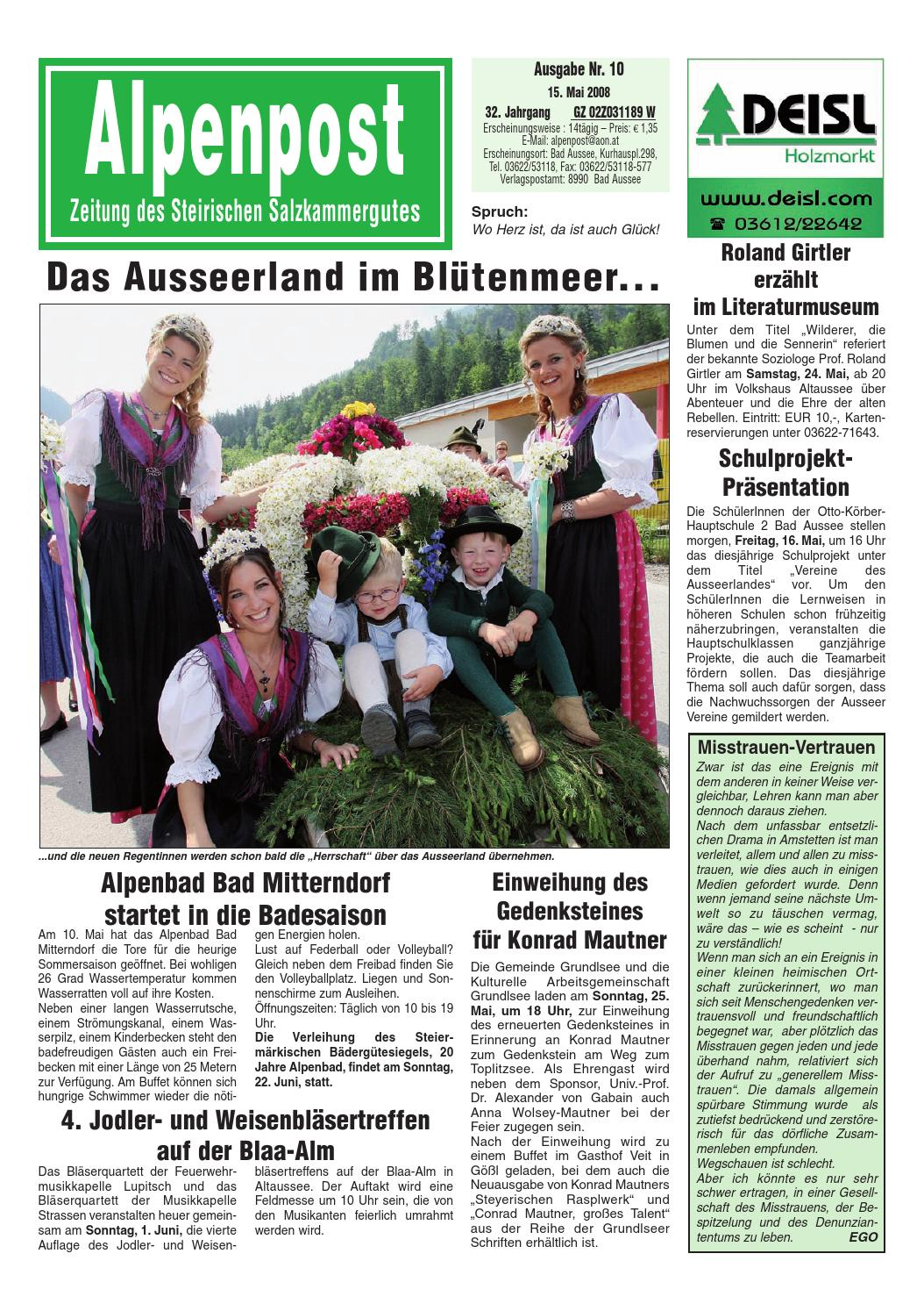 Bad mitterndorf frau treffen - Nette leute kennenlernen axams