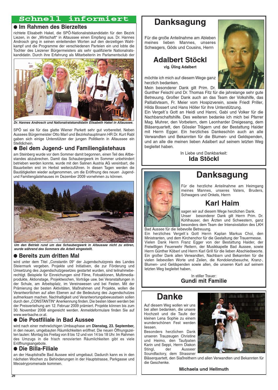 Alpenpost 19 2008 by Alpenpost Redaktion - issuu