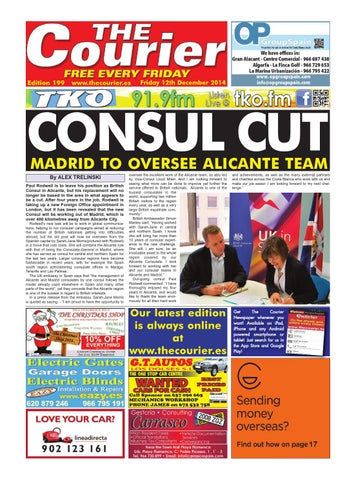 The Courier Edition 199 By The Courier Newspaper Issuu
