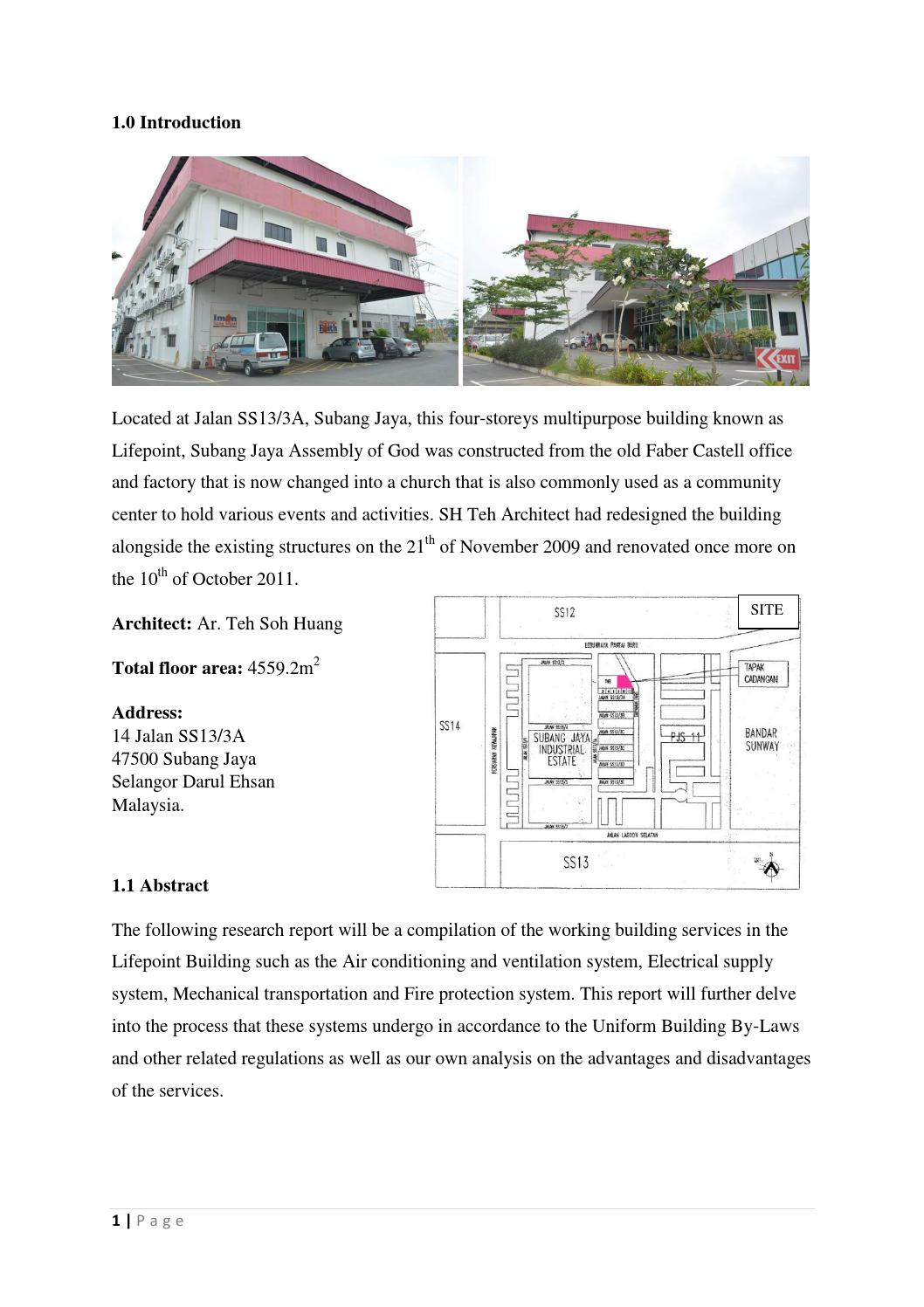 Bservices Report Final 2 0 By Goh Chin Zhi Issuu Tnb 3 Phase Meter Fuse Box