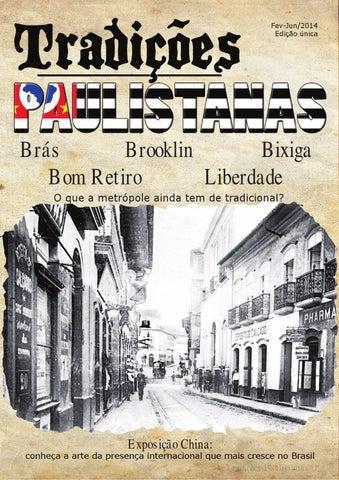 Revista Tradições Paulistanas by Magdalena Bertola - issuu d34dafb4d9