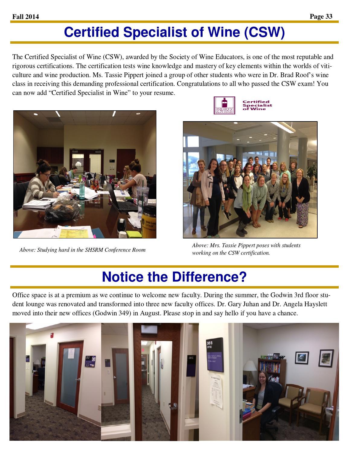 Newsletter Fall 2014 12 11 14 Final By Jmu Shsrm Issuu