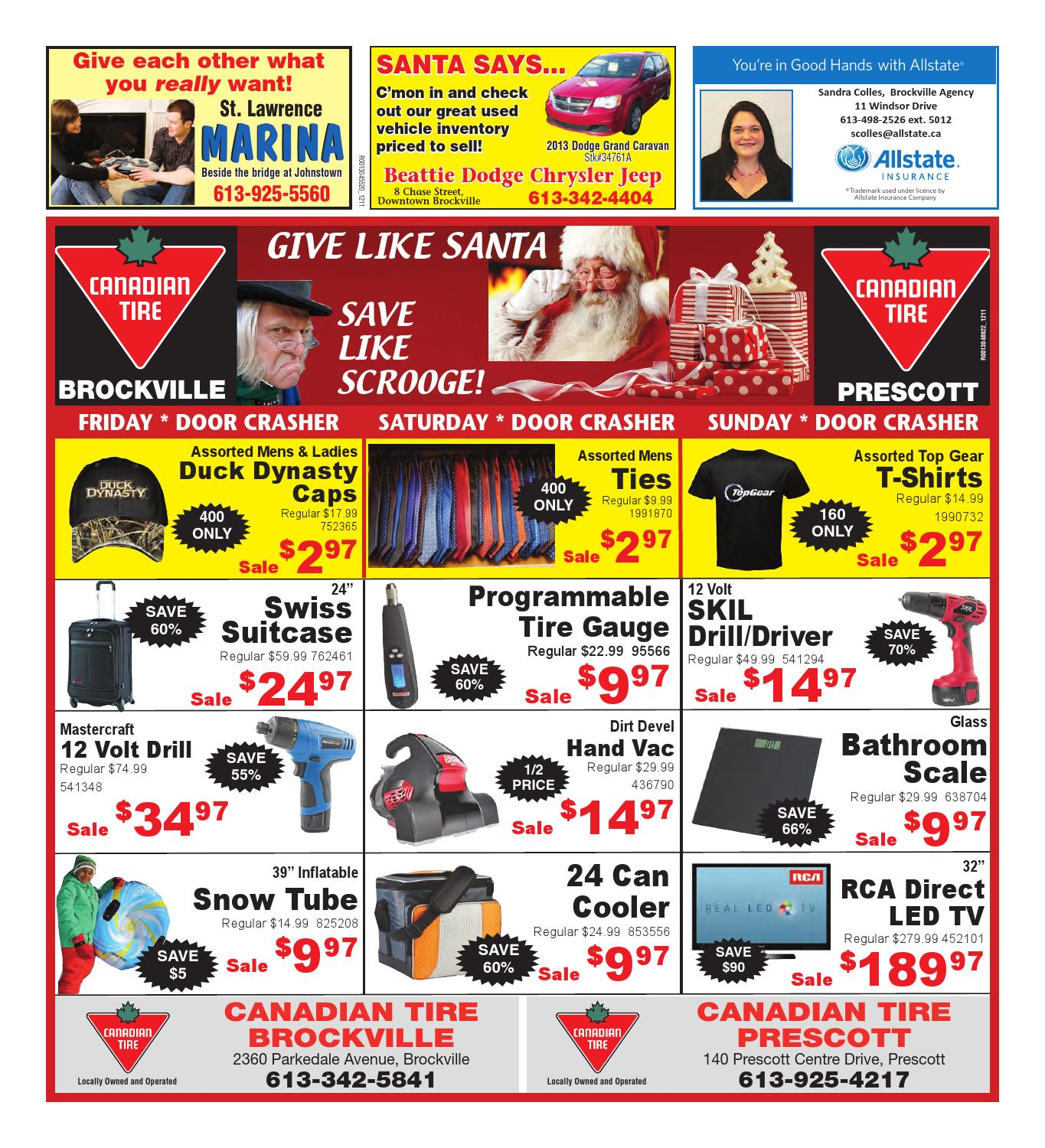 Stlawrence121114 by Metroland East - St  Lawrence News - issuu