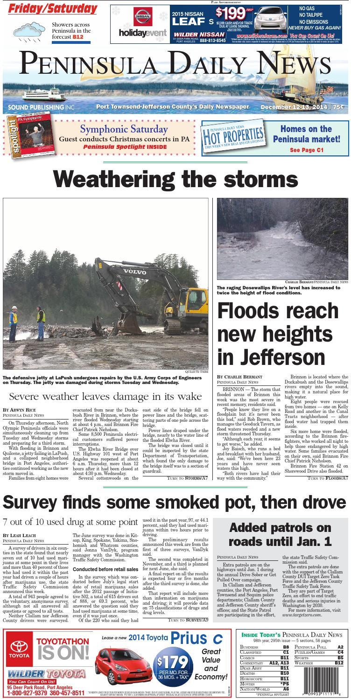 PDN20141212J by Peninsula Daily News & Sequim Gazette - issuu