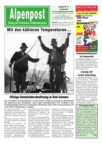 Dates aus bad aussee - Dating den in egg - Judendorf