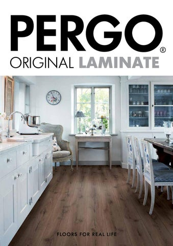 Pergo 2014 Laminate Da By Unilin Issuu
