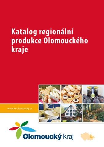 Katalog regionální produkce Olomouckého kraje by Olomoucký kraj ... a41bdbdab4
