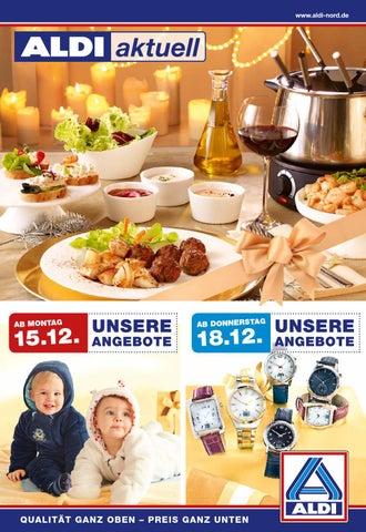 Aldi Nord Angebote 15 20dezember2014 By Promoprospekte De Issuu
