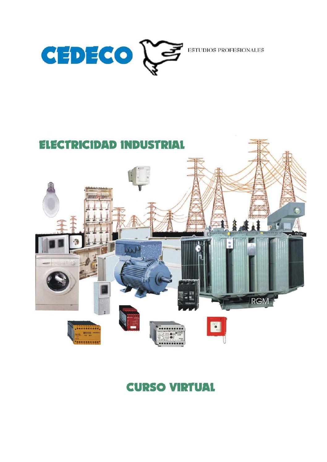 Circuito Que Recorre La Electricidad Desde Su Generación Hasta Su Consumo : Introduccion a la electricidad by carlos issuu