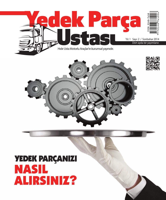 yedek parca dergisi mayıs 2017 sayısıyedek parça dergisi - issuu