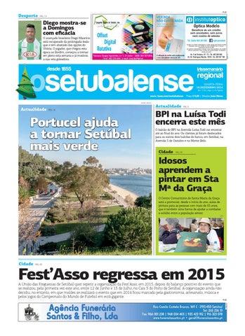 7eaf36a504 Jornal O Setubalense by O Setubalense - issuu