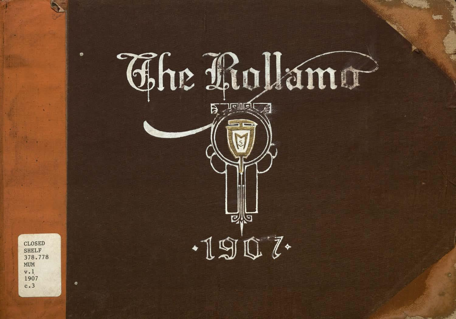 The Rollamo1907 by Curtis Laws Wilson Library - issuu