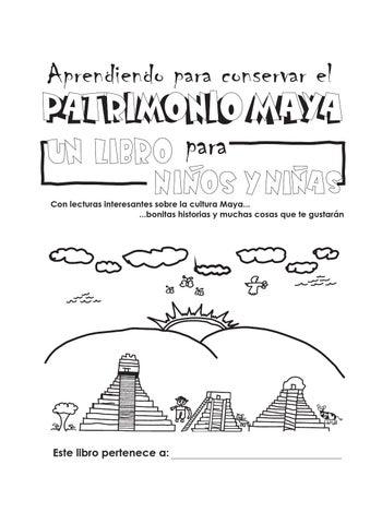 Libro de Colorear Agosto 2014 by Franklin Marroquín - issuu