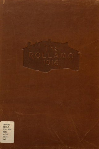 010df431abe The Rollamo 1916 by Curtis Laws Wilson Library - issuu