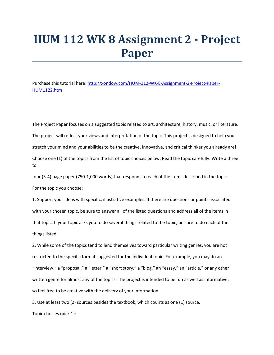 Homework Help - Post Questions, Assignments & Papers