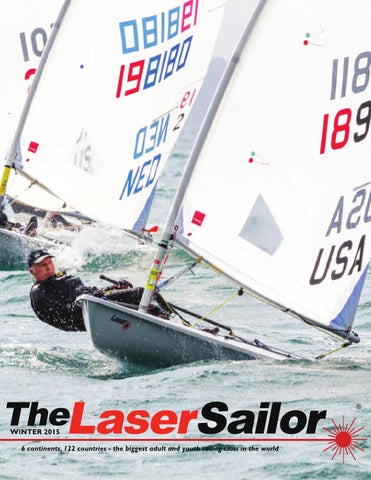 The Laser Sailor - Winter 2015