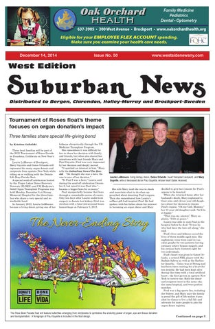 Suburban News West Edition December By Westside News Inc - What is a deposit invoice rocco's online store