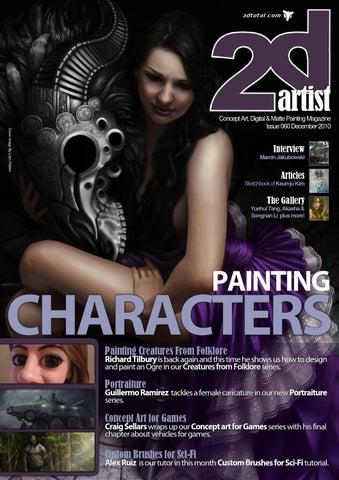 2DArtist Issue 57 September 2010  issue 57