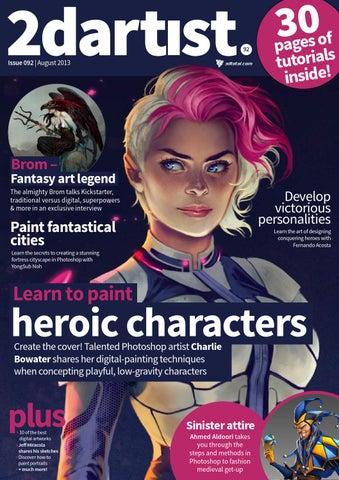 3d artist issue 39 pdf free