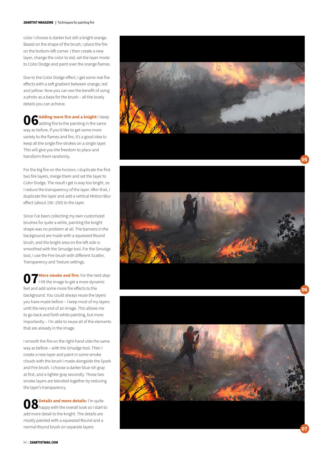 2D Artist - Issue 103 - July 2014 by Kahshan Lau - issuu