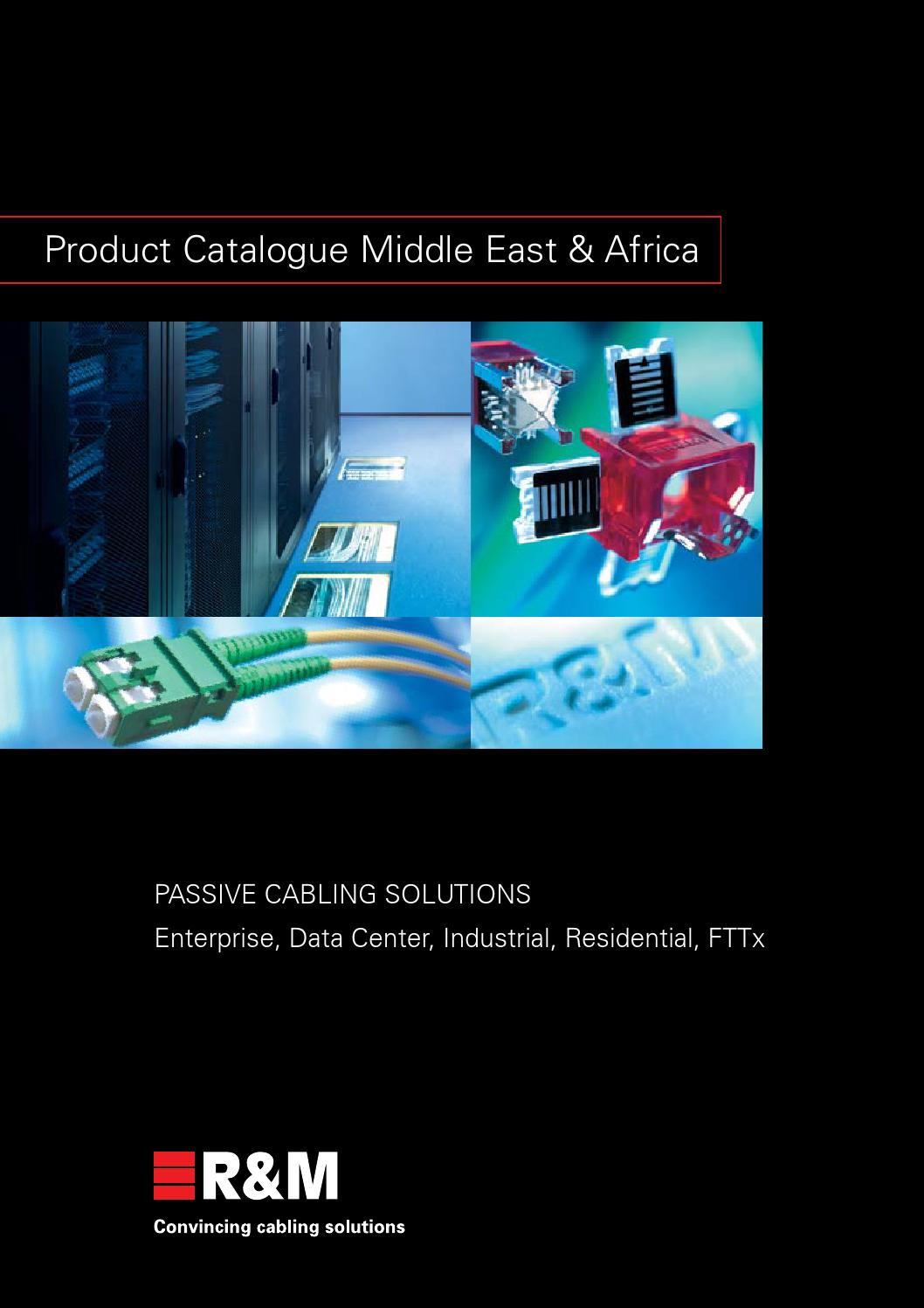 Rm Meta Catalogue By Msait Issuu 73 Cat6 Patch Panel 110 Type 24 Port 568a B Compatible