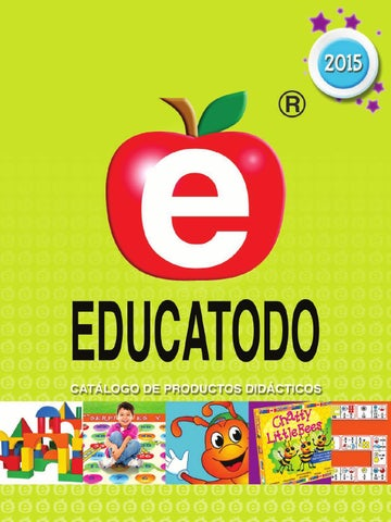 Catalogo educatodo 2015 by educatodo puebla issuu for Catalogo acqua e sapone 2015